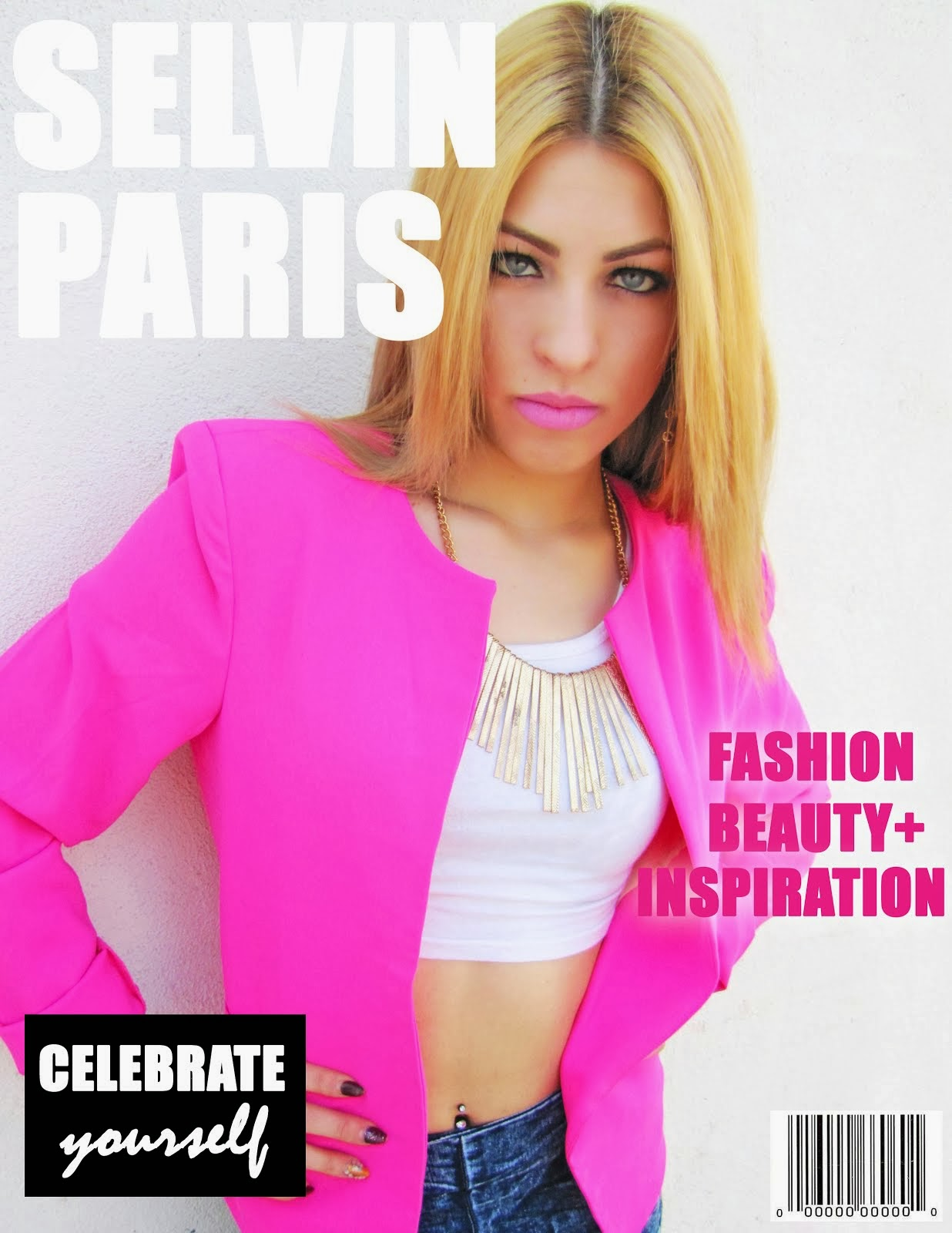 SELVIN PARIS MAGAZINE