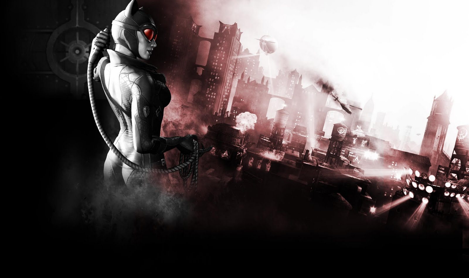 Catwoman Wallpaper Arkham City 2200x1304px