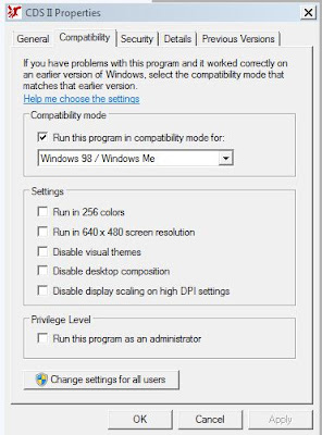 Conflict Desert Storm II Error in Windows 7