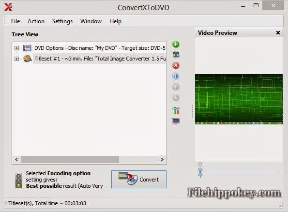 convertx to dvd5 download