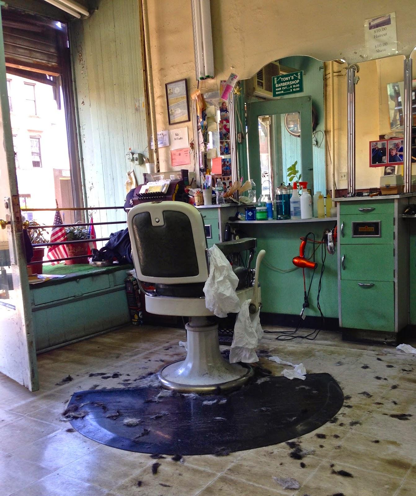 jeremiah s vanishing new york tony s park barber shop