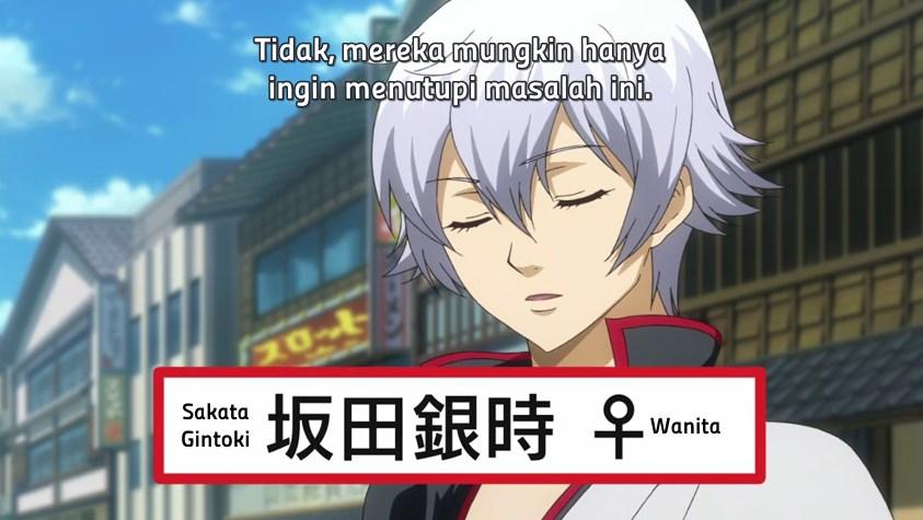 Gintama° (2015) Episode 10 Subtitle Indonesia
