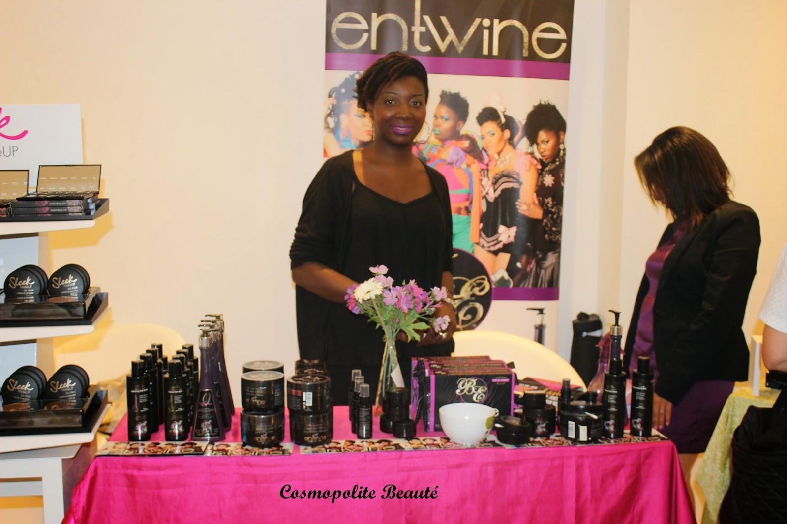 rya beauty, rencontre youtubeuses, salon beauté, beauty event, Entwine