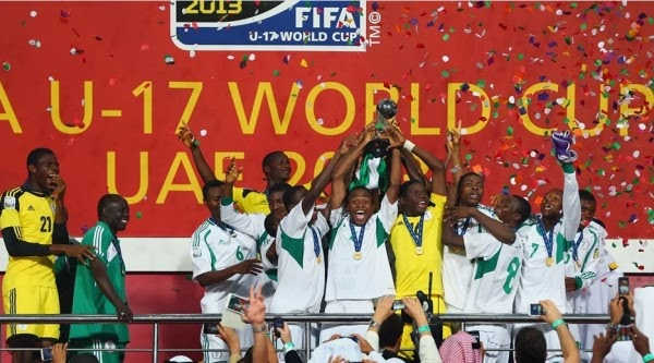 U-17 World cup 2013