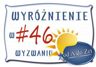 Wyróżnienie dla egzotycznej zawieszki   /2019/
