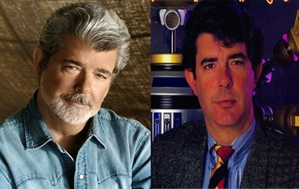 George Lucas without beard