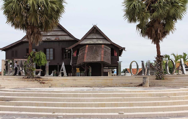 Wisata Sejarah Museum Balla Lompoa Gowa