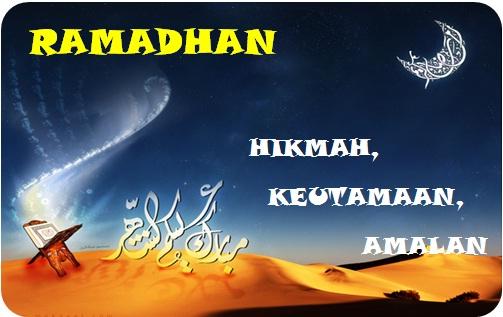 amalan puasa, hikmah puasa,gambar ramadhan