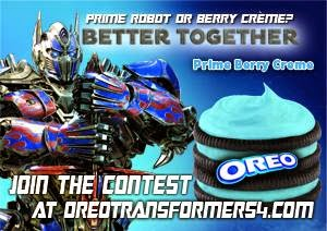 JOIN THE CONTEST AT OREOTRANSFORMERS4.COM!
