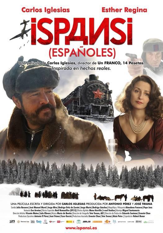 Españoles [Ispansi] DVDRip [Castellano] 2011