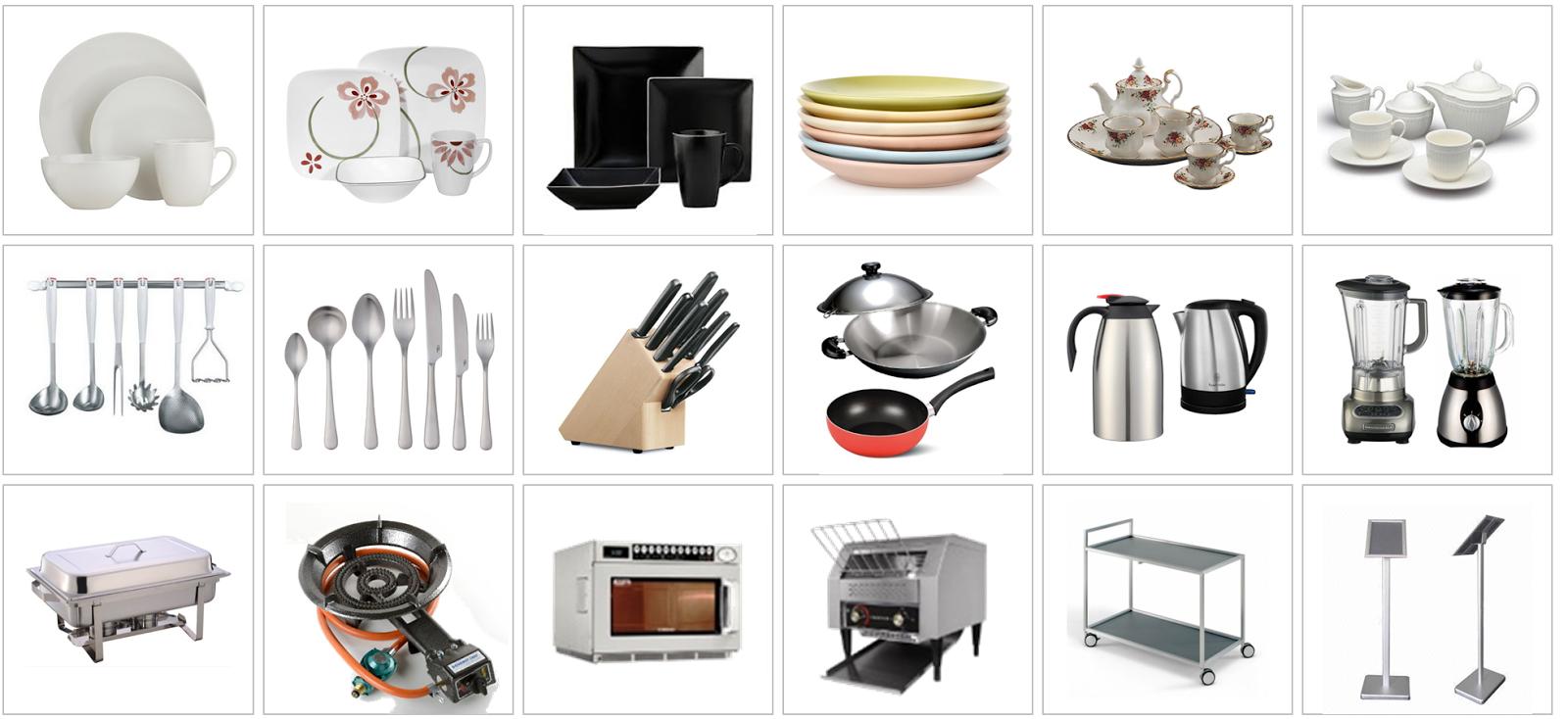 memiliki peralatan dapur yang sesuai dan berkualiti memudahkan kerja anda ketika menyedia makanan terutama sekali apabila kualiti