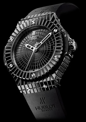Hublot Big Bang Black Caviar replica