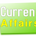 Current Affairs October 2015