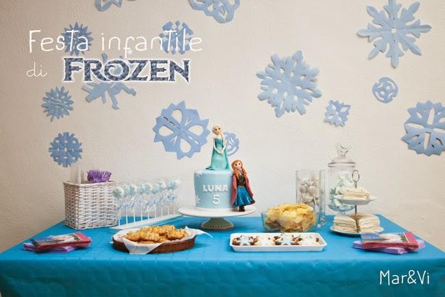 Festa infantile de Frozen