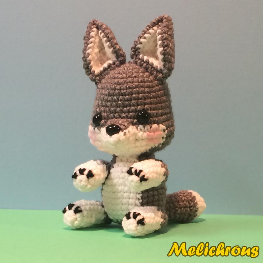 Melichrous: Wolf Pattern