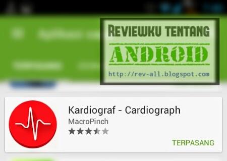 Ikon aplikasi KARDIOGRAF - alat pengukur denyut jantung untuk android (rev-all.blogspot.com)