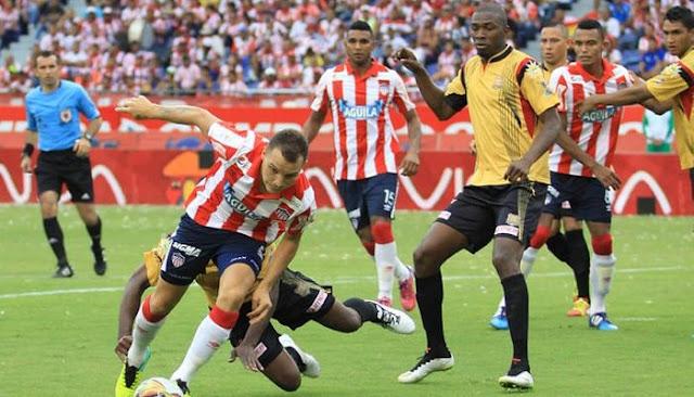 Aguilas Doradas vs Atletico Junior en vivo
