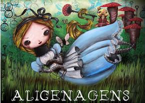 Também visite o nosso blog ALICENAGENS