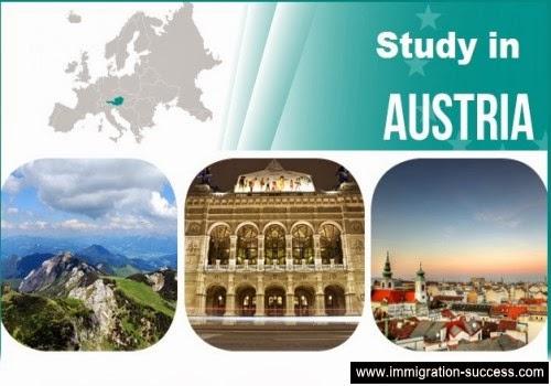 Austria Student Visa requirement