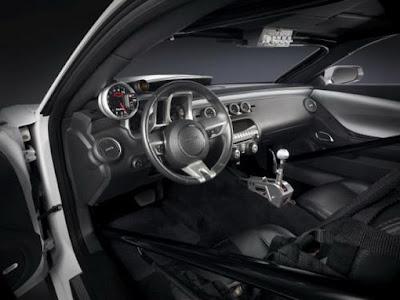 2012 Chevrolet Camaro COPO