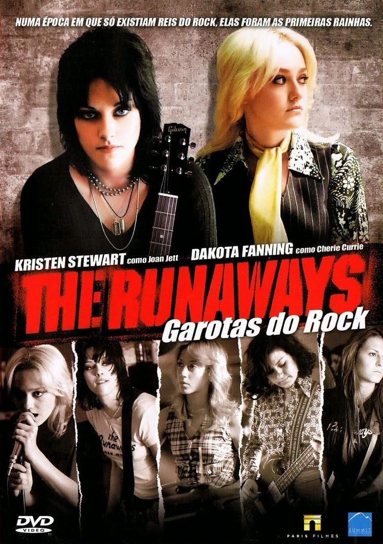 The Runaways: Garotas do Rock – Dublado (2010)