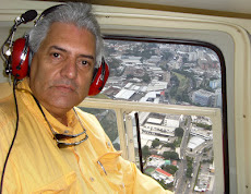 Vuelo sobre la UNE y Caracas en Helicóptero