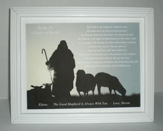 http://www.inspirationalsympathygifts.com/personalizedpsalm23picture