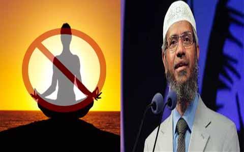 Yoga Dilarang Dalam Ajaran Islam, Berikut Penjelasan Dr. Zakir Naik
