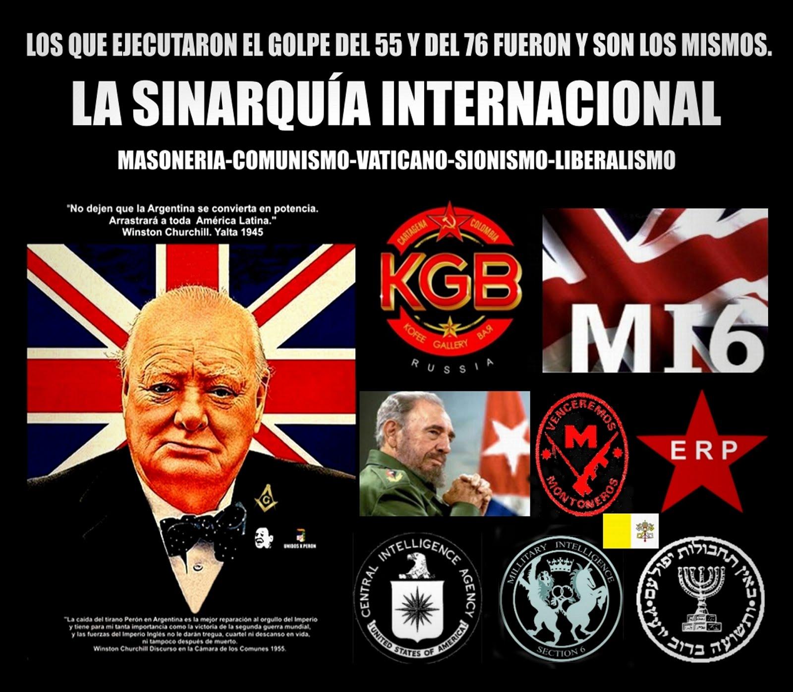 SINARQUÍA INTERNACIONAL