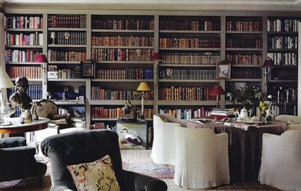 Making a case for bookcases - The Enchanted Home