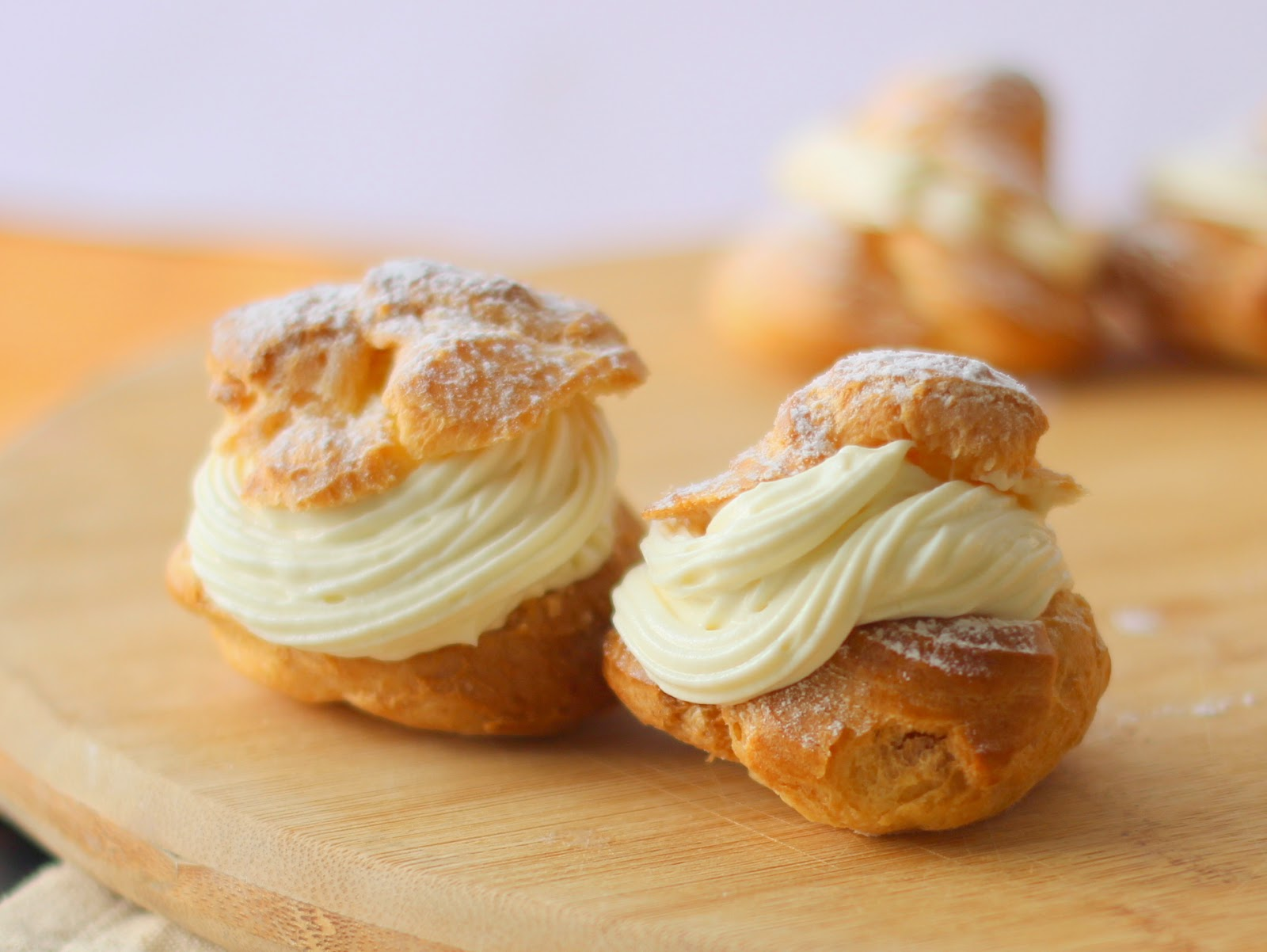 The Informal Chef: Easy Pastry Cream/Crème Pâtissière 卡士达奶油