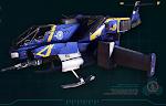 PlanetSide 2 - NC Reaver