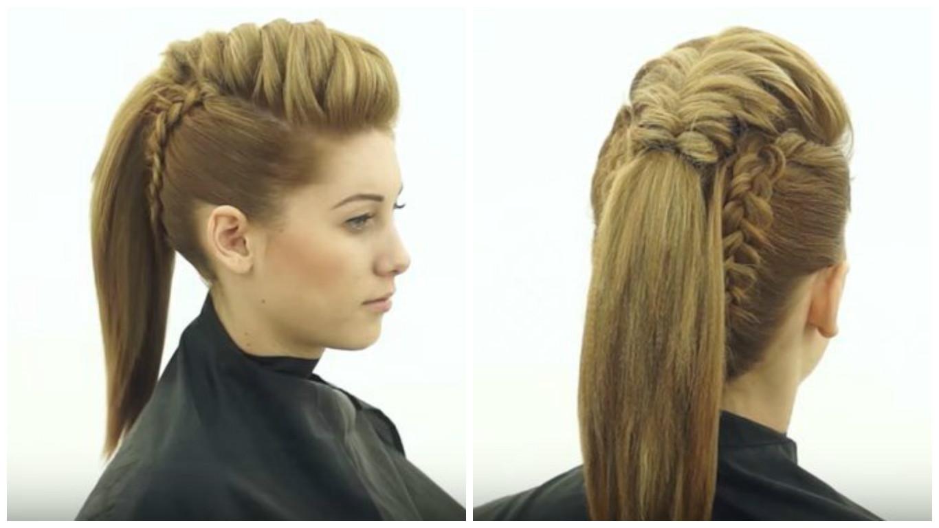 Peinados para cabello largo y grueso v deo paso a paso - Tutorial de peinados ...
