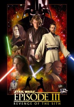 Star Wars 3 – DVDRIP LATINO