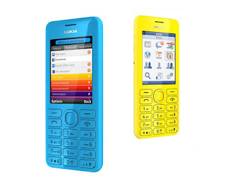Nokia Asha 206: The Bold, Dual SIM Full Specs ~ SCRATCH e-PAD!