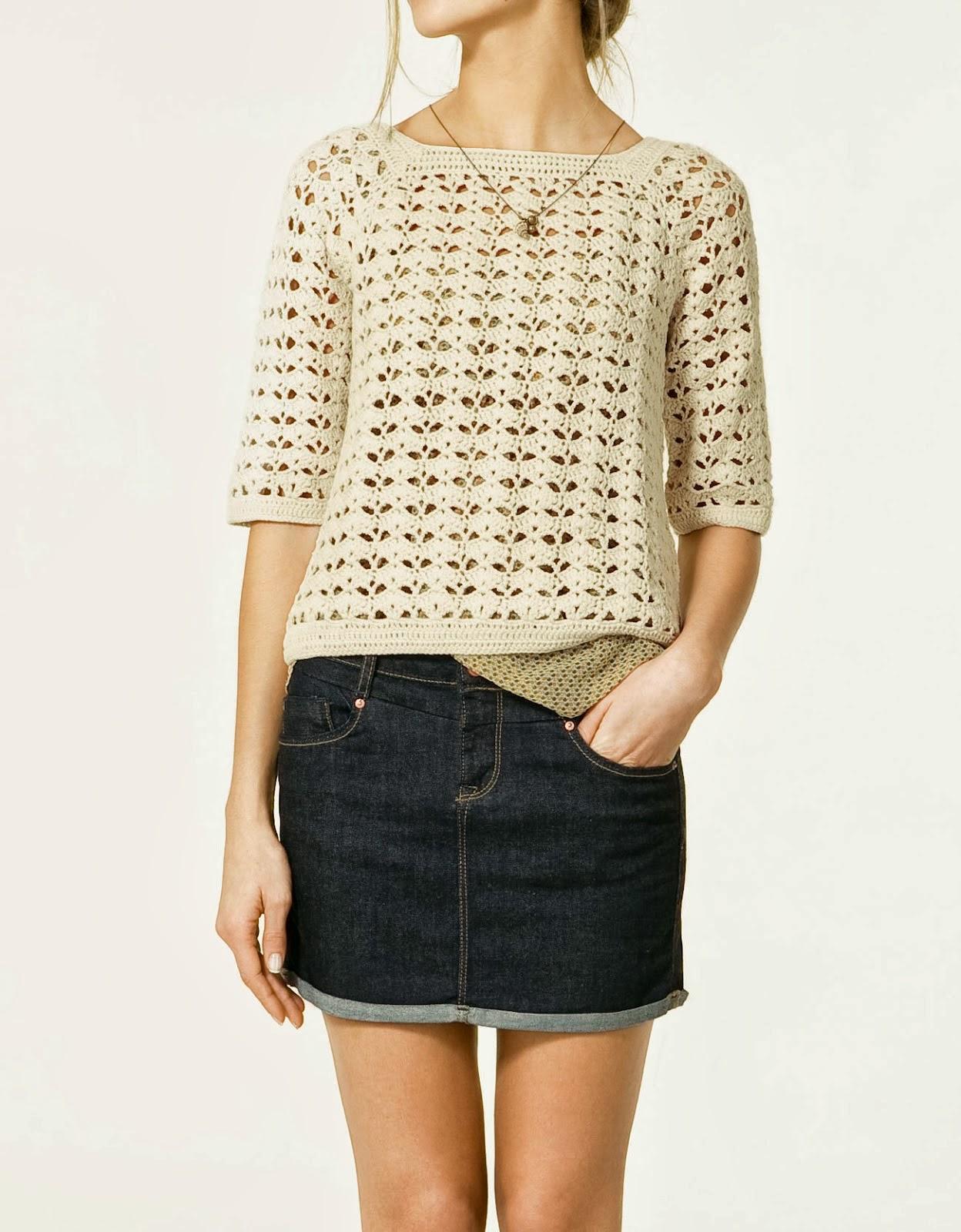 DISEÑOS SIN PaTRON | Crochet tejidos