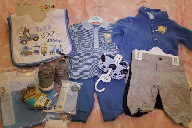 3a66dde1e328 VIDEO  I m going to be an Aunty! Baby Boy Haul