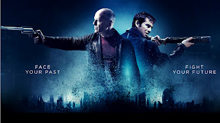 Looper Movie Poster HD Wallpaper