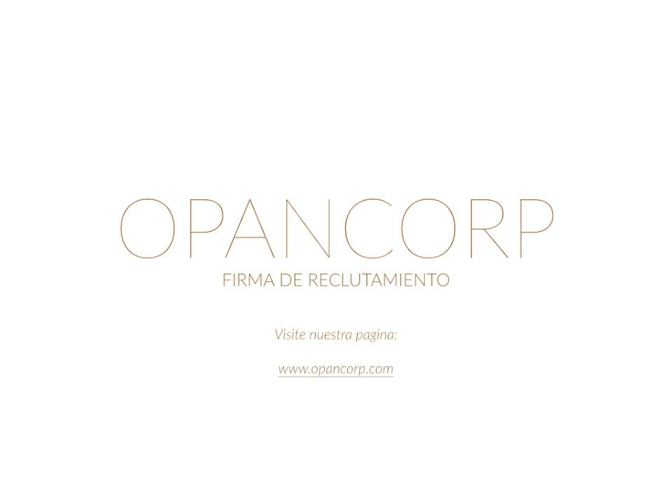 OPANCORP Firma de Reclutamiento
