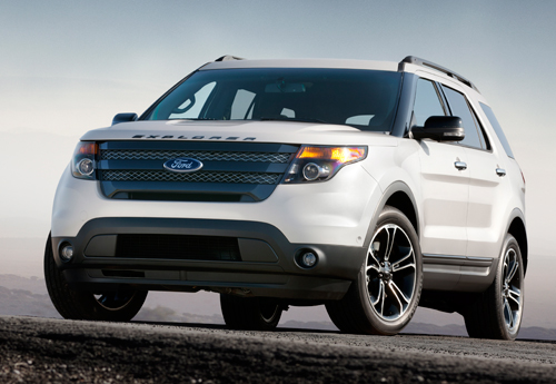 2013 Ford Explorer Review Hybrid Exterior Colors Limited Ecoboost
