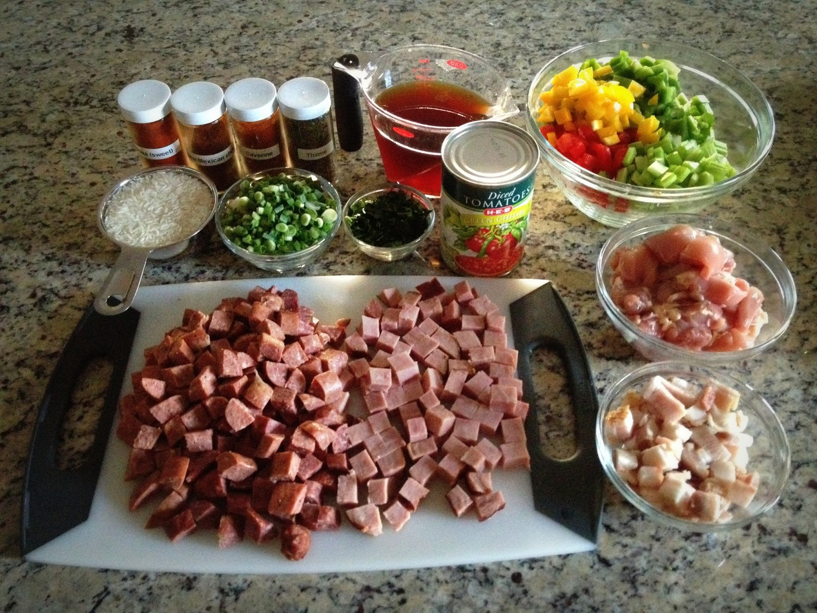 Jambalaya Recipes Chicken And Sausage