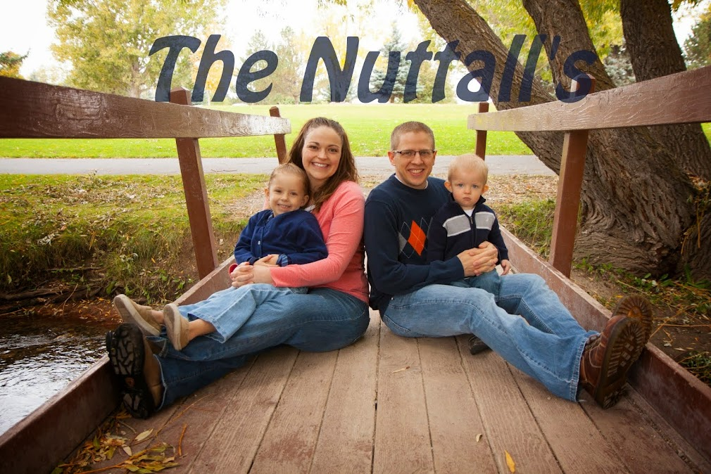 Nuttall Family