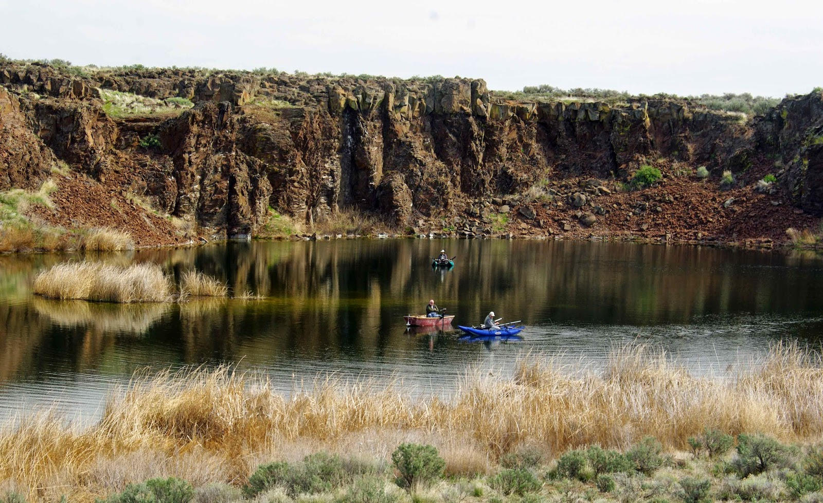 Usbackroads usbackroads destination eastern washington for Fishing season washington