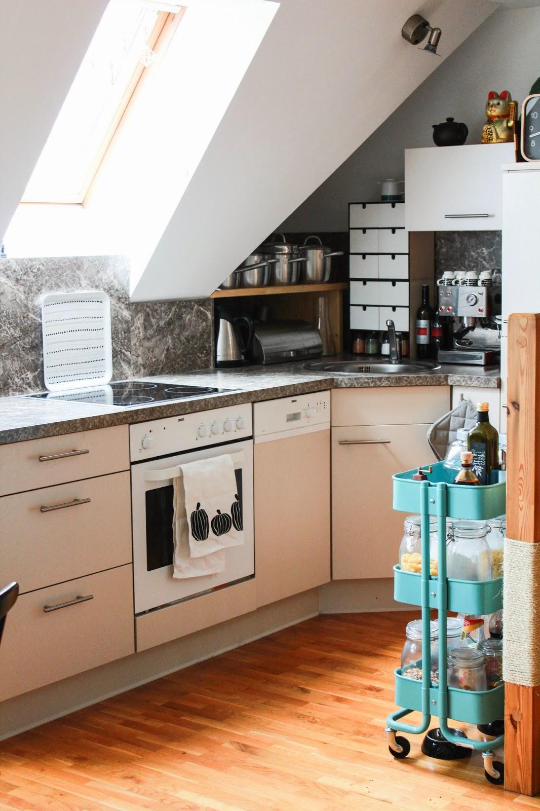 Meine Küche. Und Diamanten aus Stroh (DIY) | Ach du gute Güte!