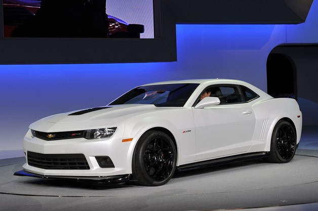 2014 Chevrolet Camaro Revealed