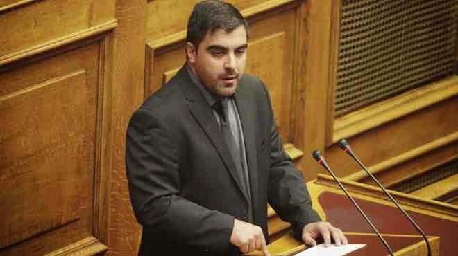 """Αρτέμης Ματθαιόπουλος: """"Δεν χρωστάμε στην Γερμανία, μας χρωστά"""""""