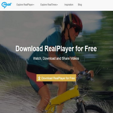 real player - free download