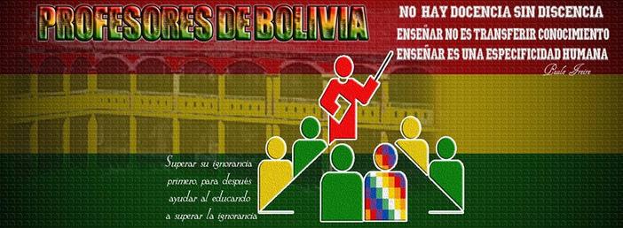 Profesores de Bolivia