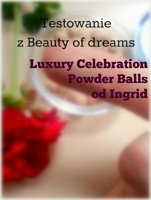 Luxury Celebration Powder Balls od Ingrid