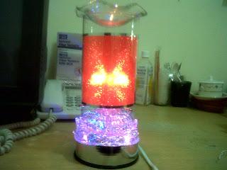 Lampu Aromaterapi Kian Digemari Penderita Insomnia